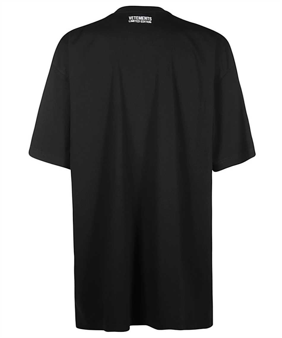 Vetements UE51TR430B ANTWERP LOGO T-shirt 2