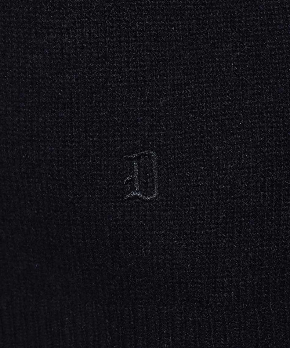 Don Dup UT096 M00729U 002 BLEND CASHMERE SOFT WASH Cardigan 3