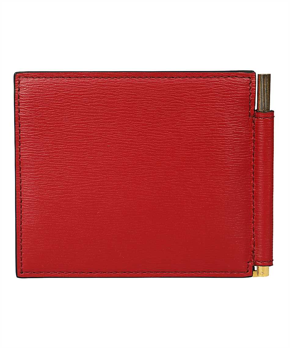 Tom Ford Y0231T LCL053 MONEY CLIP Wallet 2