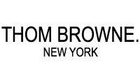 """<p>Thom Browne is a classic and distinguished prêt-à-porter brand dedicated to young, modern and self-confident men and women who show themselves to be cosmopolitan and with a seductive attitude to dandysmo. The brand is founded by the homonymous New York stylist, defined as the """"Zar of the masculine style"""", which in 2001 debuted with its menswear line.</p>  <p>The aesthetics of the brand revolves around the new figure of geek-chic, or the evolution of the """"nerd"""": the """"nerd"""" of the hi-tech instruments.</p>  <p>The contemporary gentleman proposed by Browne winks at the past and the American style of the 50s and 60s, prefers to create fashions rather than follow them. She wears sartorial clothing with clean lines and sober colors, full of retro details, inspirations from the college style and refined references to the fitness look, with a touch of irony.</p>  <p>In the wardrobe are always complete gray suits, collegiate blazers and tennis gilet, but also button-down white shirts not normally ironed and unbuttoned, shorts with naked ankles made of formal fabrics, worn without socks and with very long ties coordinated to the dress . They stand out on the garments: diamonds, sophisticated patterns, checks and stripes.</p>  <p>Unusual and reduced proportions also for jackets that do not leave freedom of movement, magazines with lapels and narrow shoulders, and with hand-sewn eyelets, as well as for the trousers characterized by the oscillating heights of the horse.</p>"""