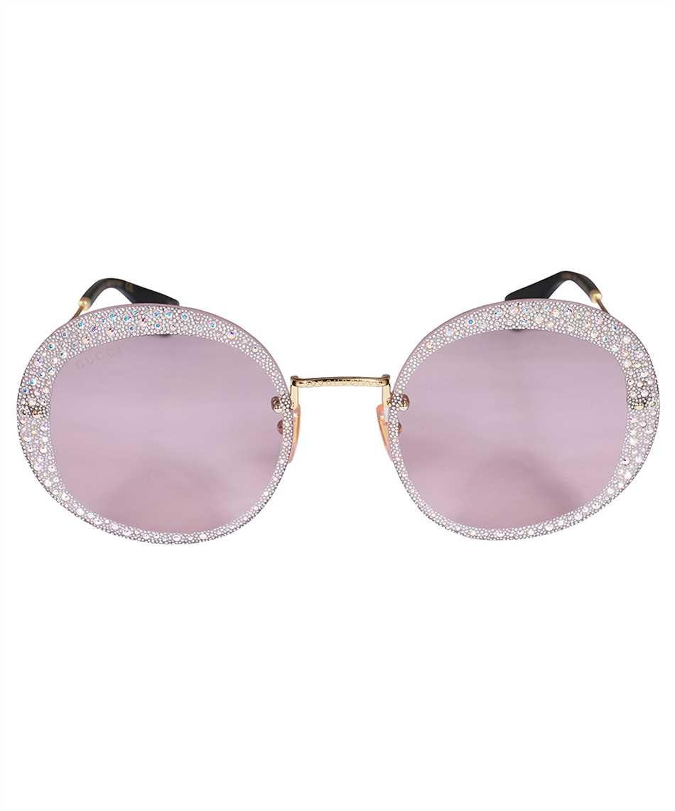 Gucci 663744 I3330 ROUND-FRAME Sunglasses 1