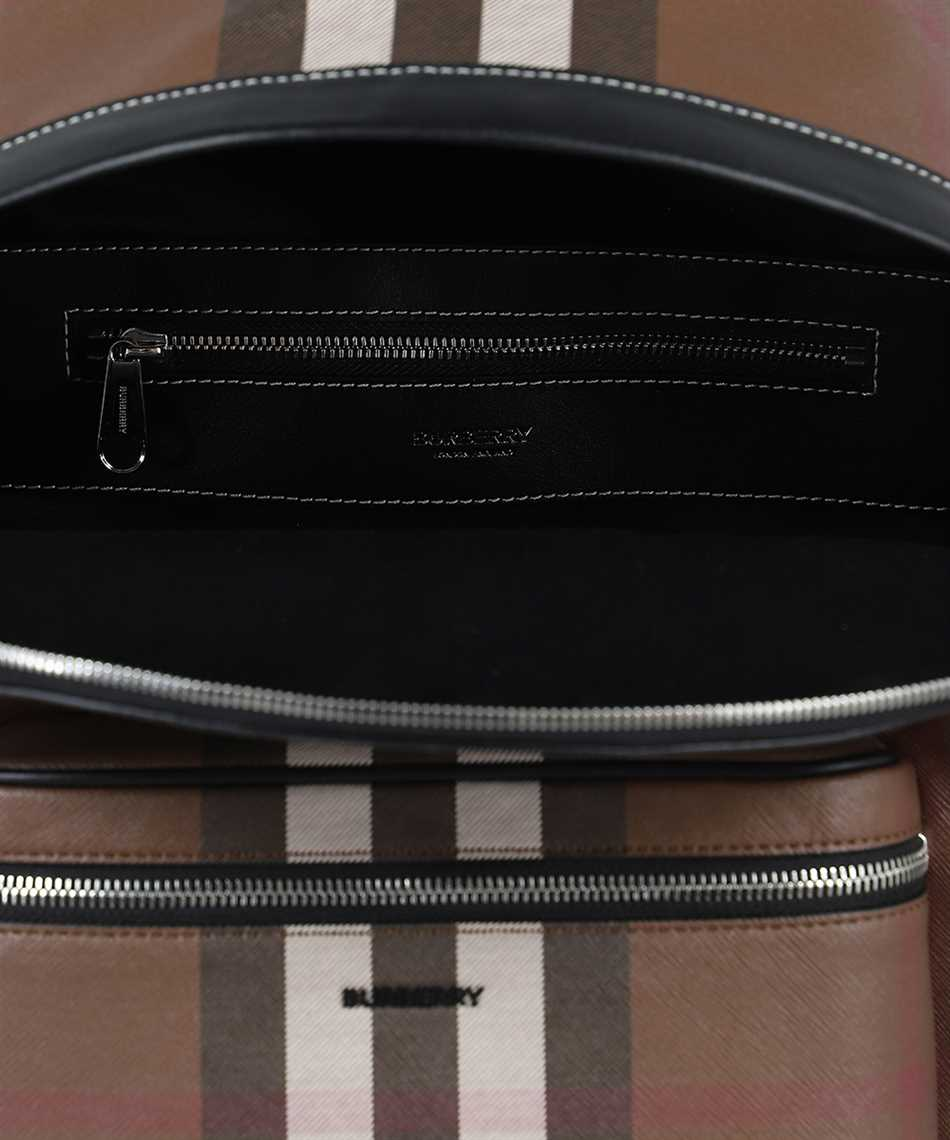 Burberry 8036549 CHECK E-CANVAS Zaino 3