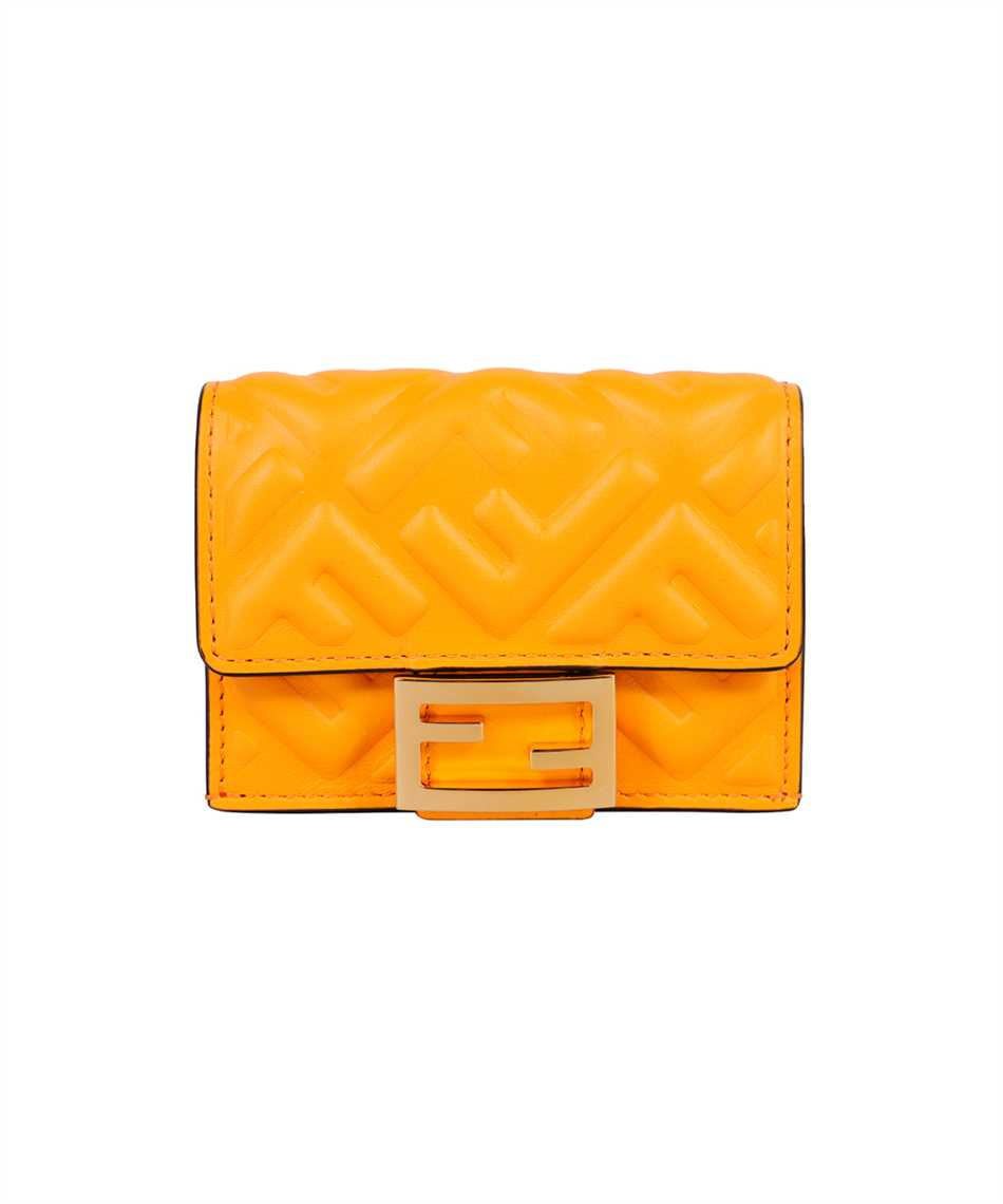 Fendi 8M0395 AAJD MICRO TRIFOLD Wallet 1