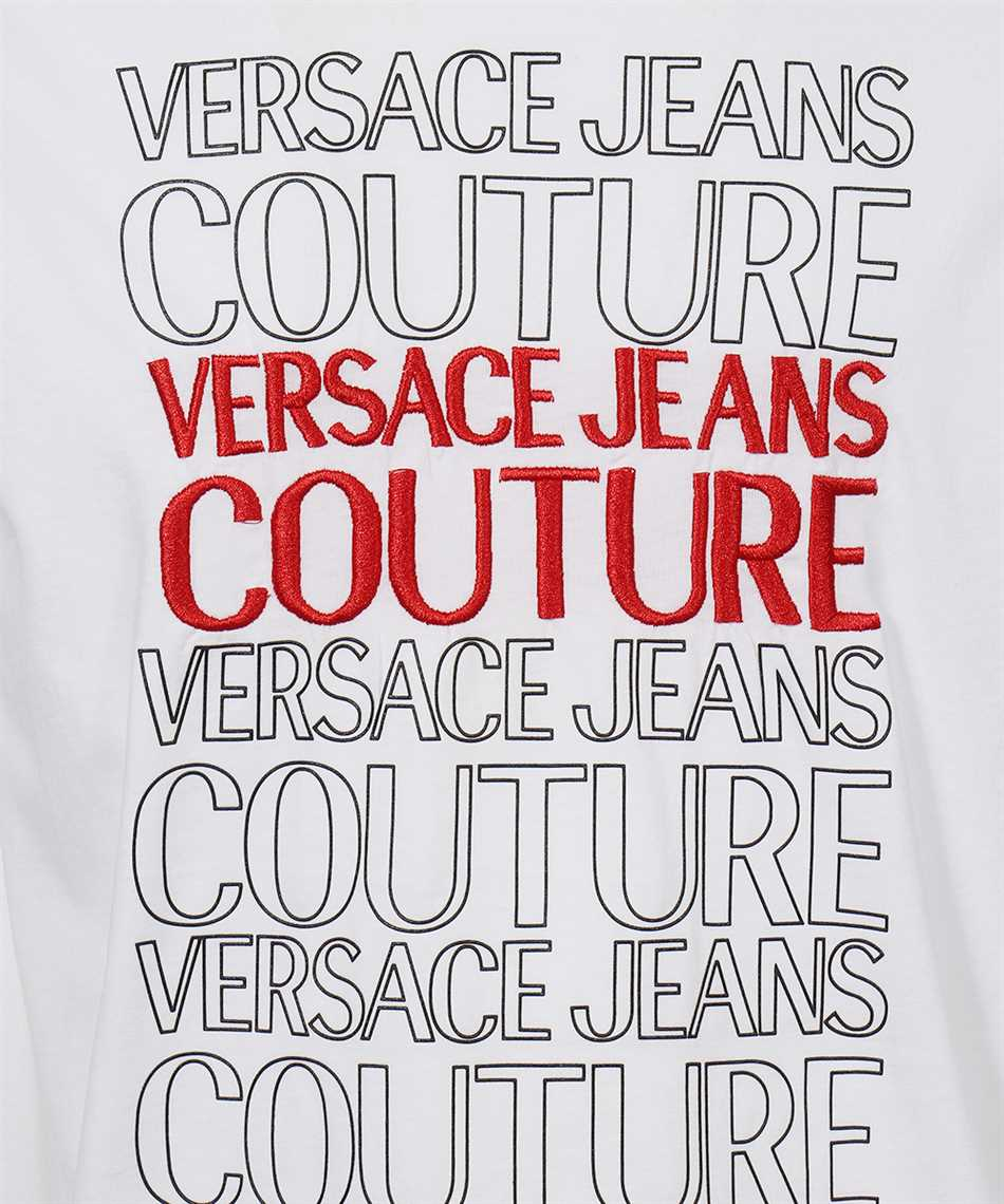 Versace Jeans Couture B3GWA7TK 30454 T-shirt 3