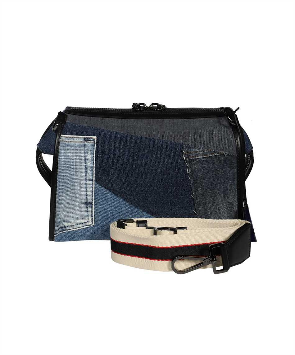 Dolce & Gabbana BM1817 AW347 PATCHWORK DENIM EDGE CROSSBODY Bag 2