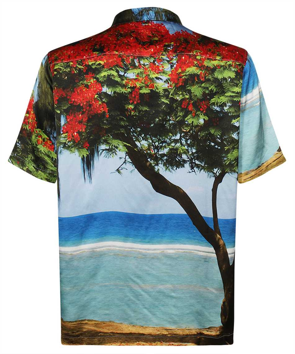 Blu sky inn BS2101SH004 TREE Camicia 2
