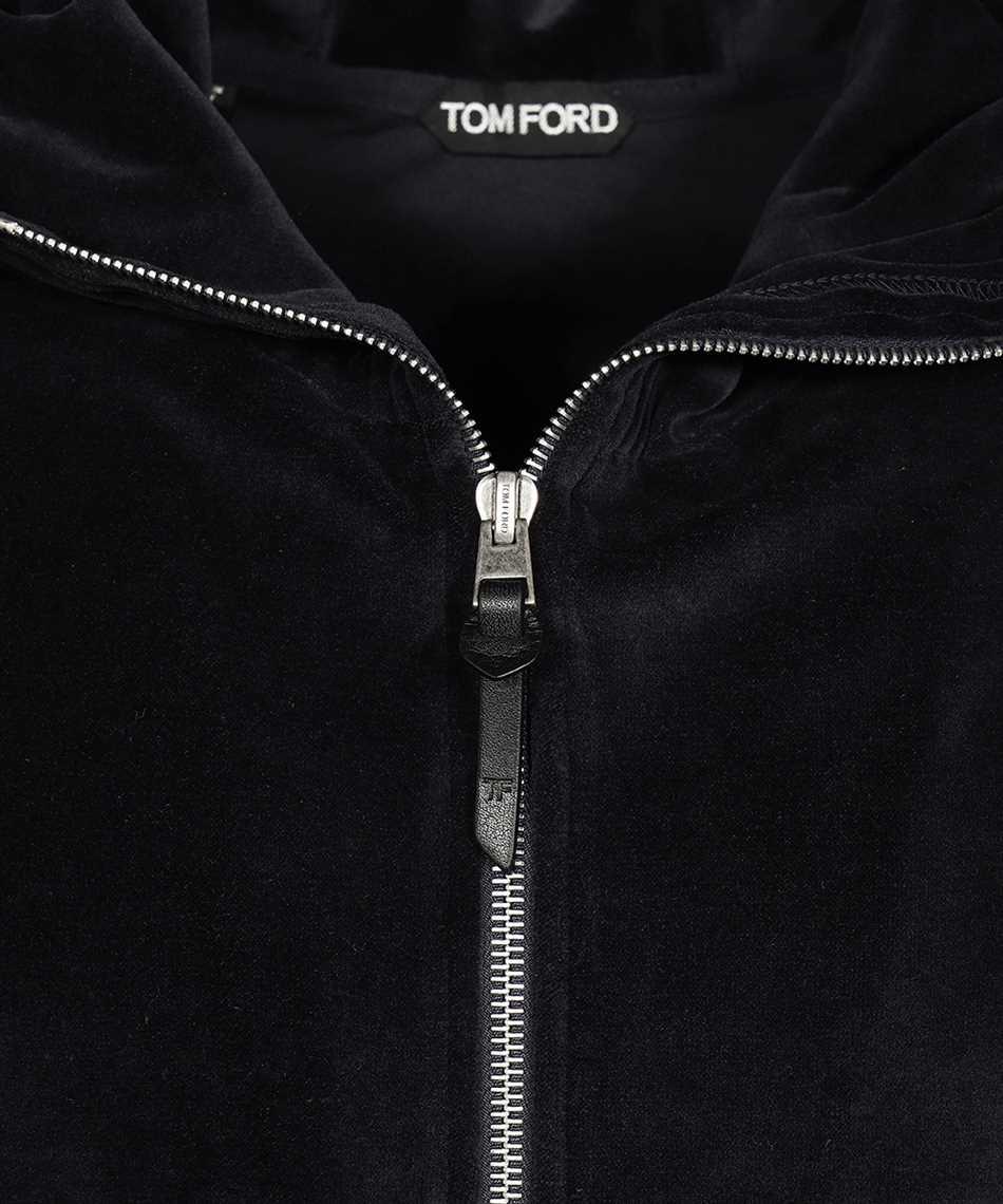 Tom Ford BU249-TFJ978 Hoodie 3