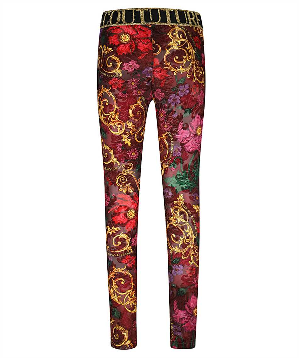 Versace Jeans Couture D5HZB161 S0958 PRINT Trousers 2