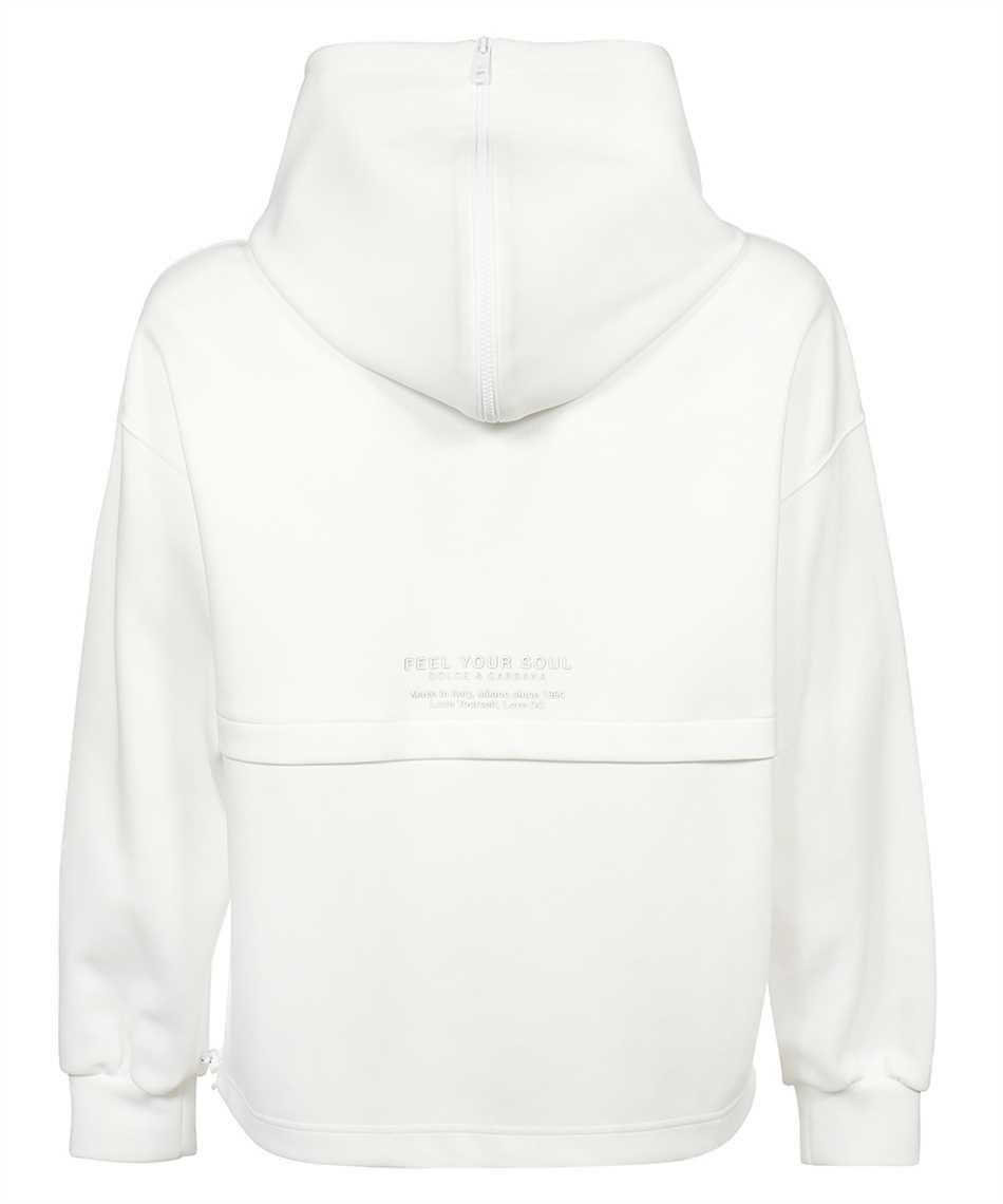 Dolce & Gabbana G9UF5Z HU7H9 ZIP HOOD Kapuzen-Sweatshirt 2