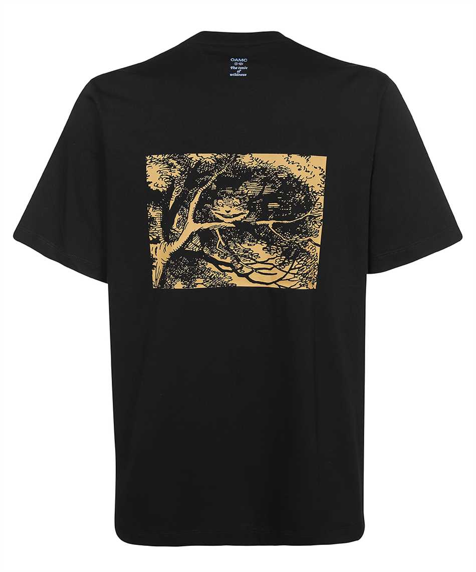 OAMC OAMS708367 CHESHIRE T-Shirt 2