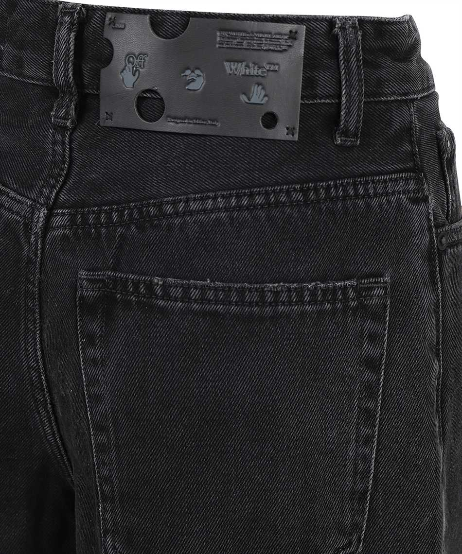 Off-White OWYA033F21DEN002 EXTRA BAGGY Jeans 3