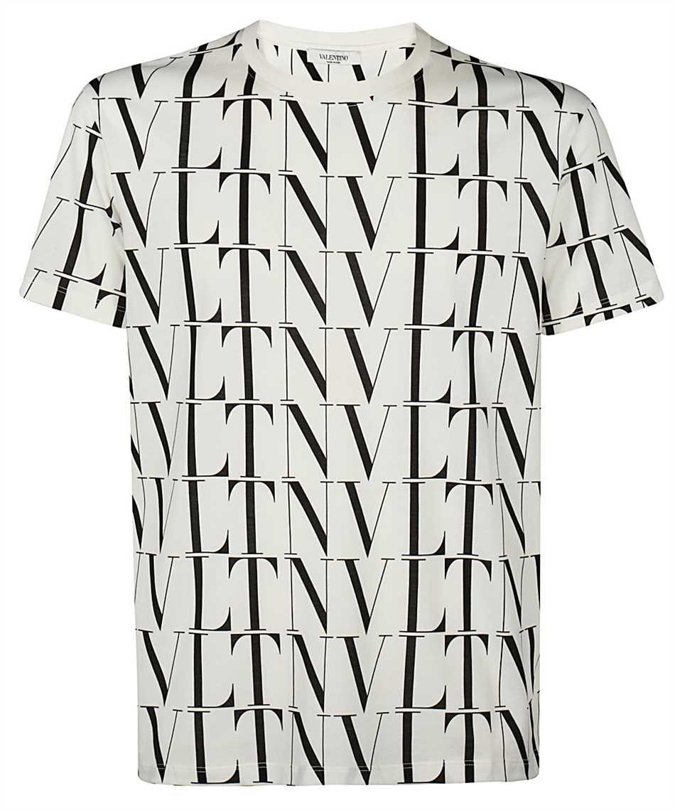 Valentino UV3MG08J6PE VLTN TIMES T-shirt 1