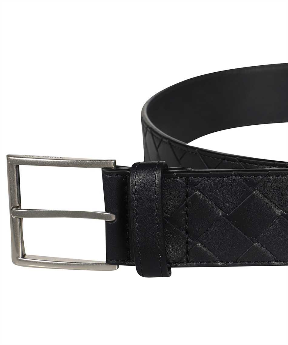 Bottega Veneta 629844 VCPQ3 METAL BUCKLE Belt 3