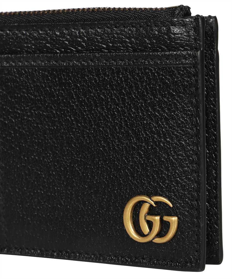Gucci 657589 DJ20T GG MARMONT Porta carte di credito 3