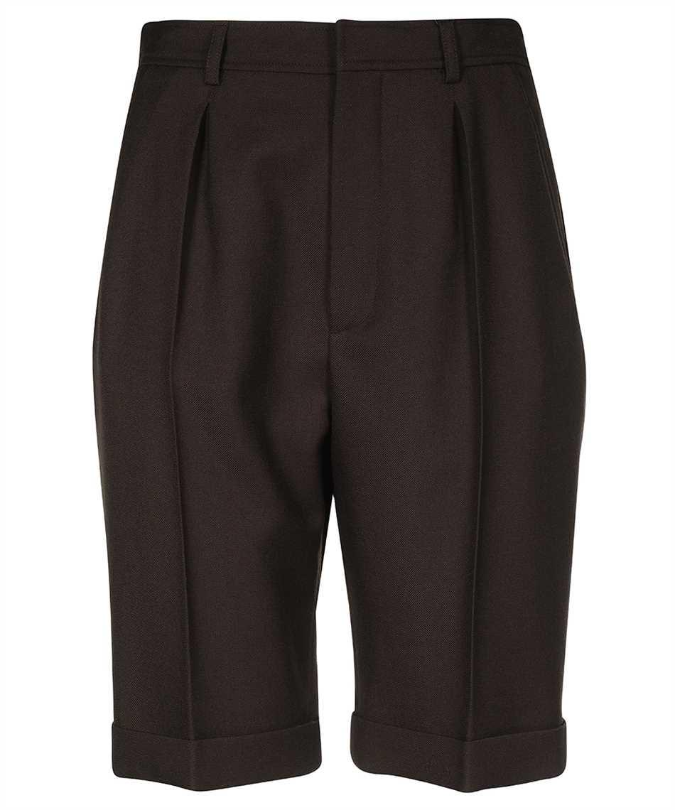 Saint Laurent 661319 Y7B73 PLEATED Trousers 1