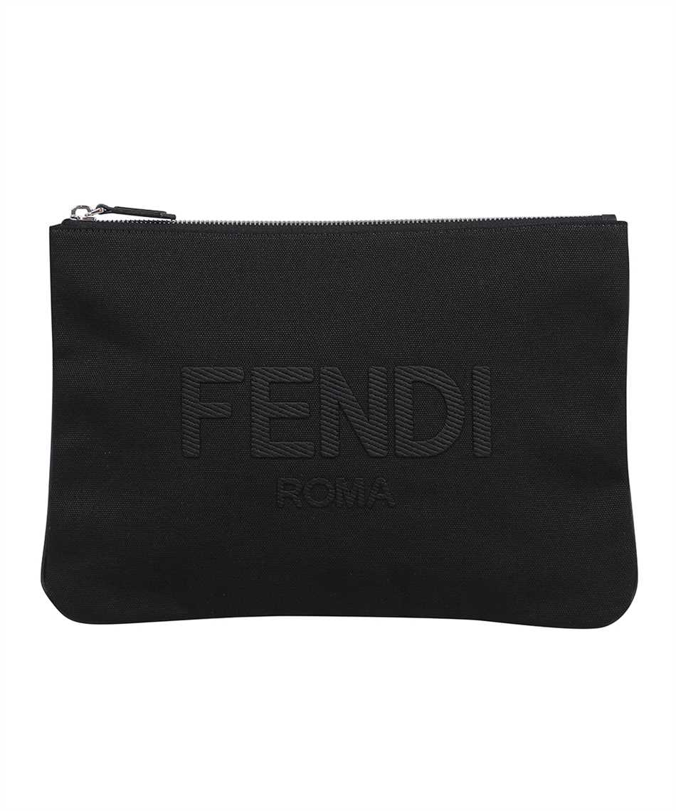Fendi 7N0111 AFBD MEDIUM CANVAS Bag 1