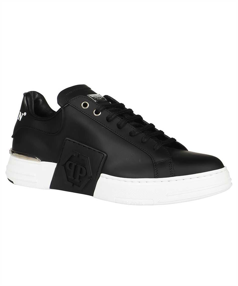 Philipp Plein AAAS MSC 3056 PLE008N PHANTOM KICK LO-TOP Sneakers 2