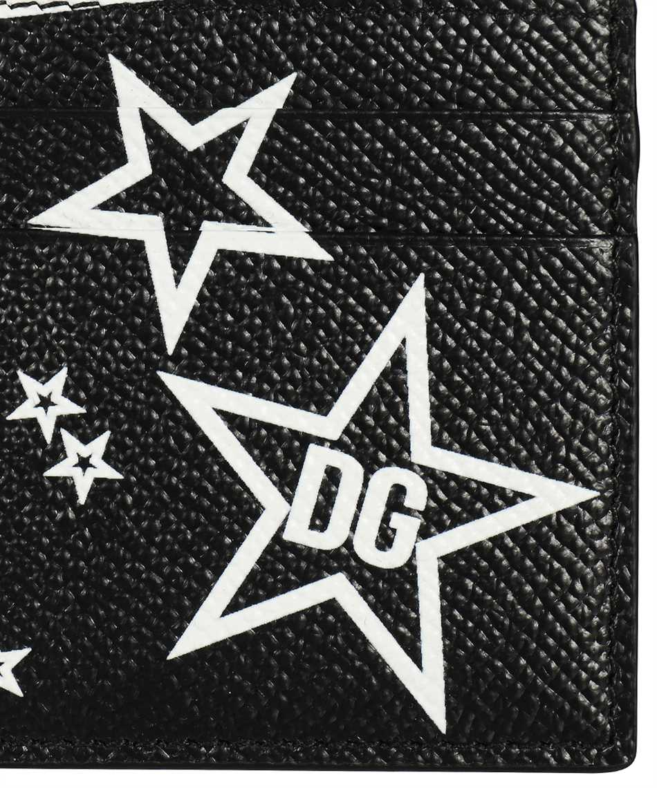 Dolce & Gabbana BP0330-AK443 MILLENNIALS STAR Card holder 3