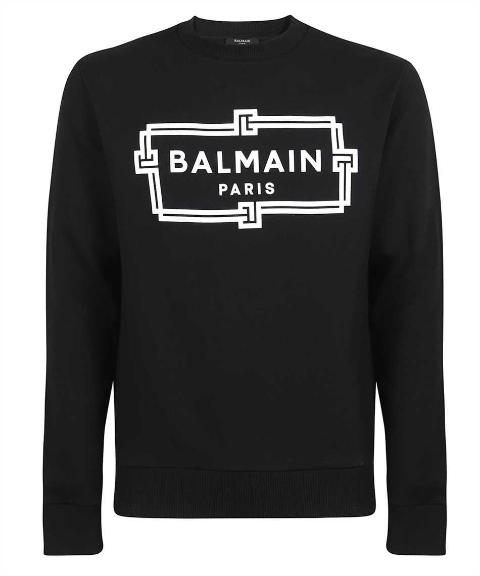 Balmain VH0JQ040G066 Sweatshirt 1