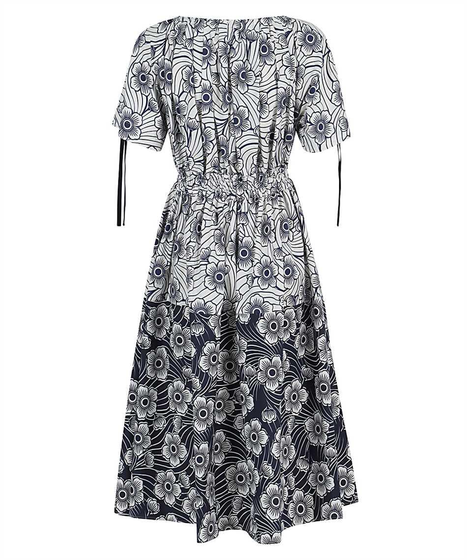 Moncler 2G712.10 5956S FLORAL-PRINT Kleid 2