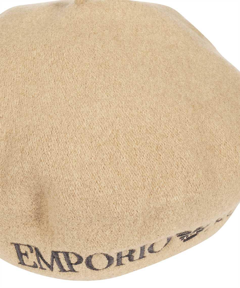 Emporio Armani 637525 1A502 LADY BASQUE Hat 3