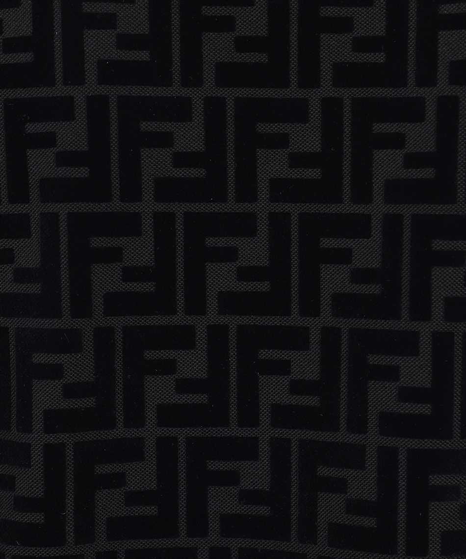 Fendi FY0936 A7D5 FF PIQUET PRINT T-Shirt 3