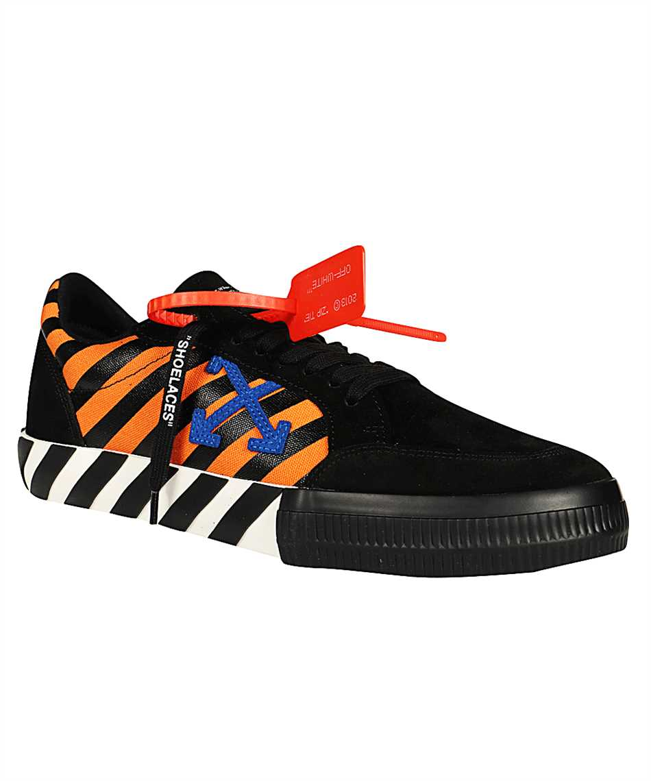Off-White OMIA085R20C21018 LOW VULCANIZED Sneakers 2