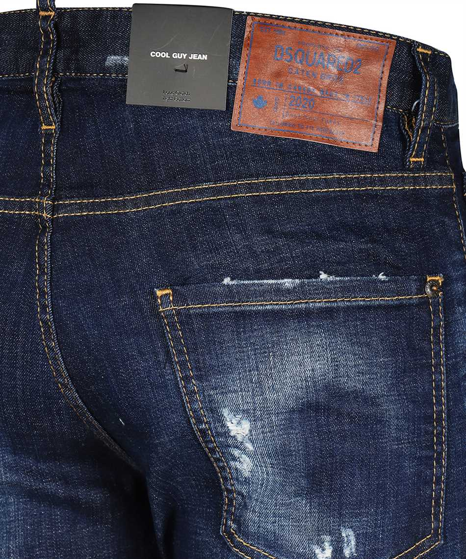 Dsquared2 S71LB0790 S30342 COOL GUY Jeans 3
