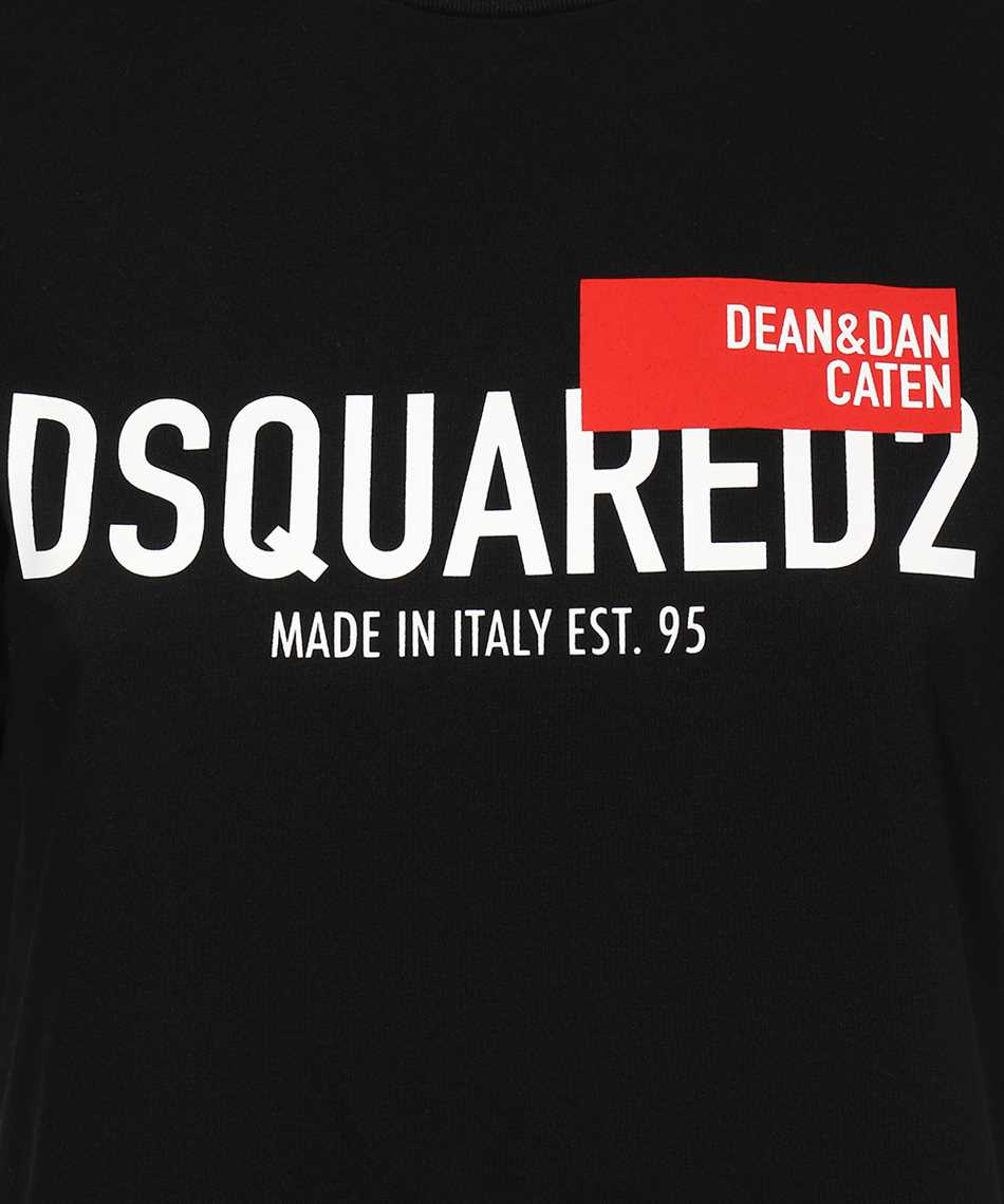 Dsquared2 S72GD0300 S23009 RED TAG T-shirt 3