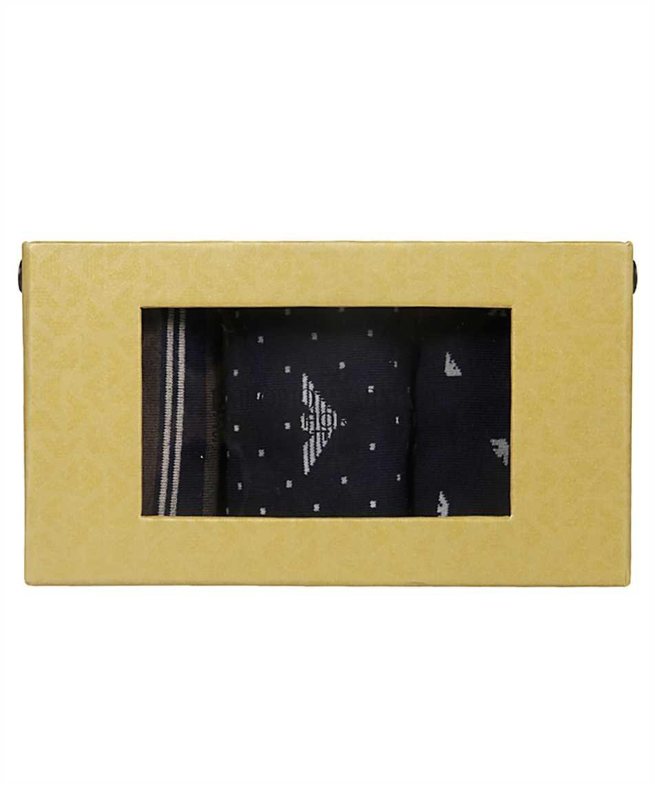 Emporio Armani 302402 9A282 Socks 1