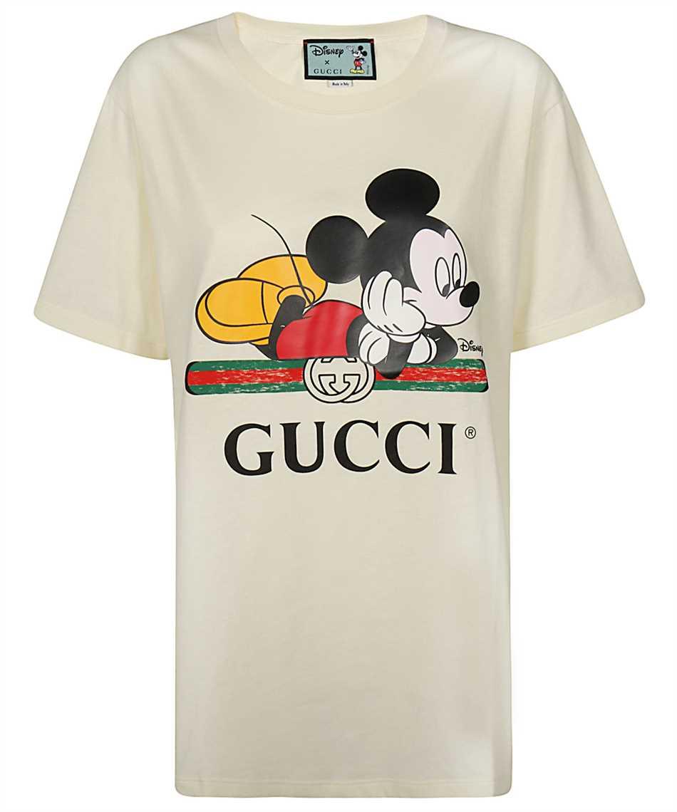 Gucci 492347 XJB7W DISNEY OVERSIZE T-shirt 1