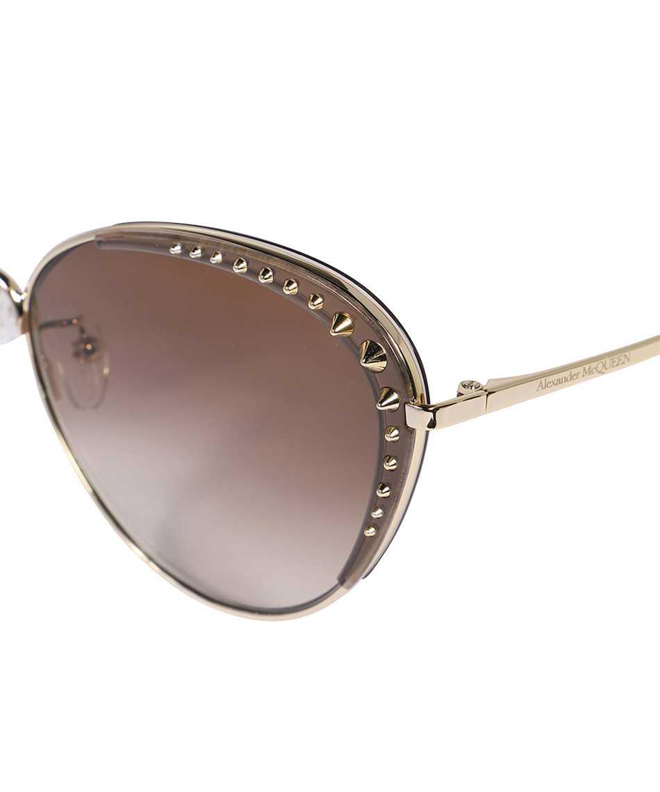 Alexander McQueen 649819 I3330 STUDDED LENS CAT-EYE Sunglasses 3