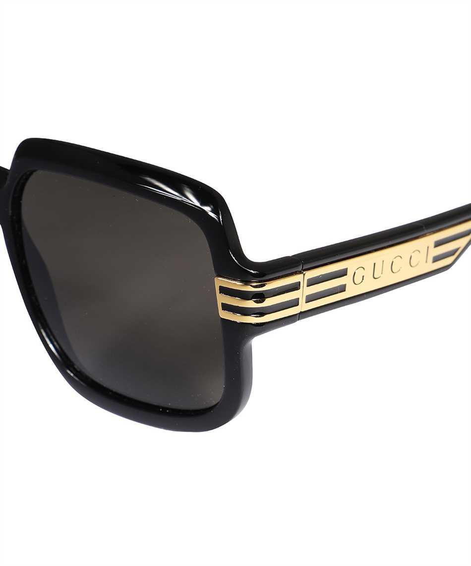 Gucci 663772 J1691 SQUARE-FRAME Sonnenbrille 3