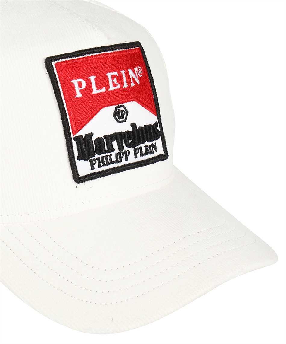 Philipp Plein AAAA UAC 0202 PTE003N BASEBALL Hats 3