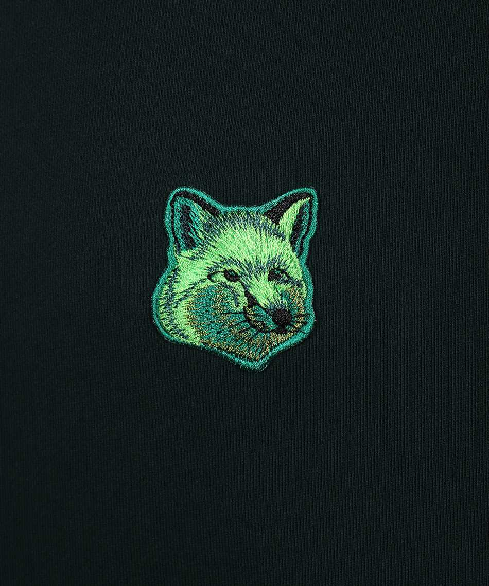 Maison Kitsune HM00334KM0001 COOL TONE FOX HEAD PATCH CLEAN Sweatshirt 3