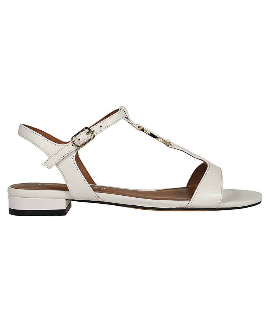 Emporio Armani X3P640 XF438 LEATHER Sandalen 1