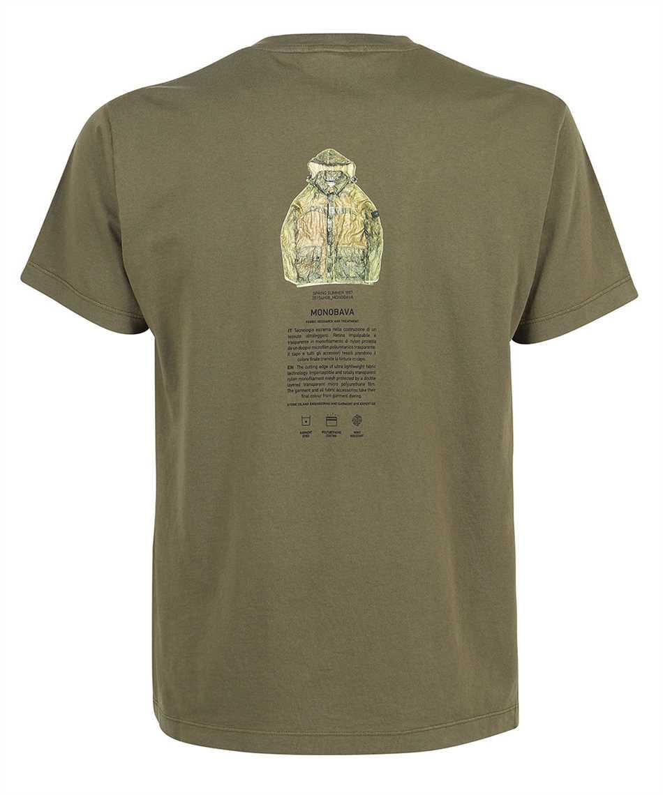 Stone Island 2NS91 ARCHIVIO PROJECT_PRESIDENT'S T-shirt 2
