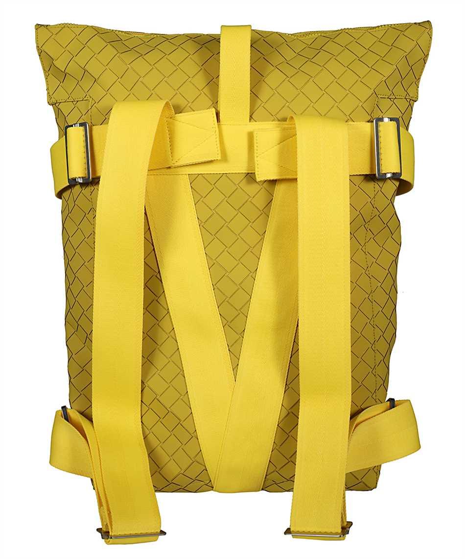 Bottega Veneta 652004 V0GK1 V-SHAPED RIBBON MOTIF Backpack 2