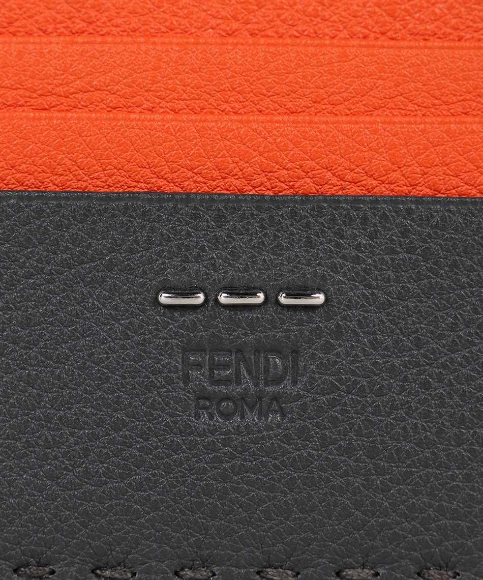 Fendi 7M0164 ADYX BUSINNES Porta carte di credito 3