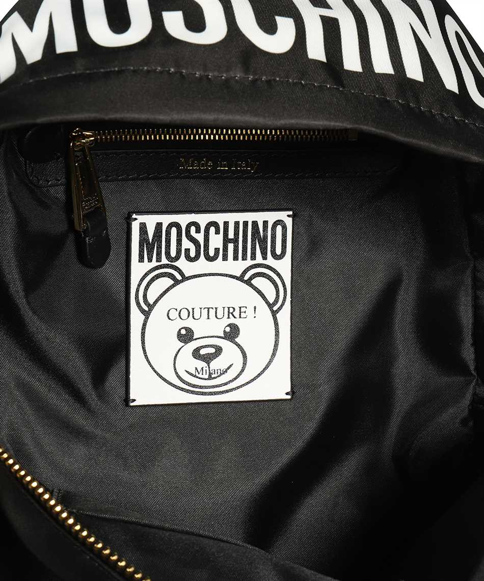 Moschino A7633 8213 ITALIAN TEDDY BEAR Rucksack 3