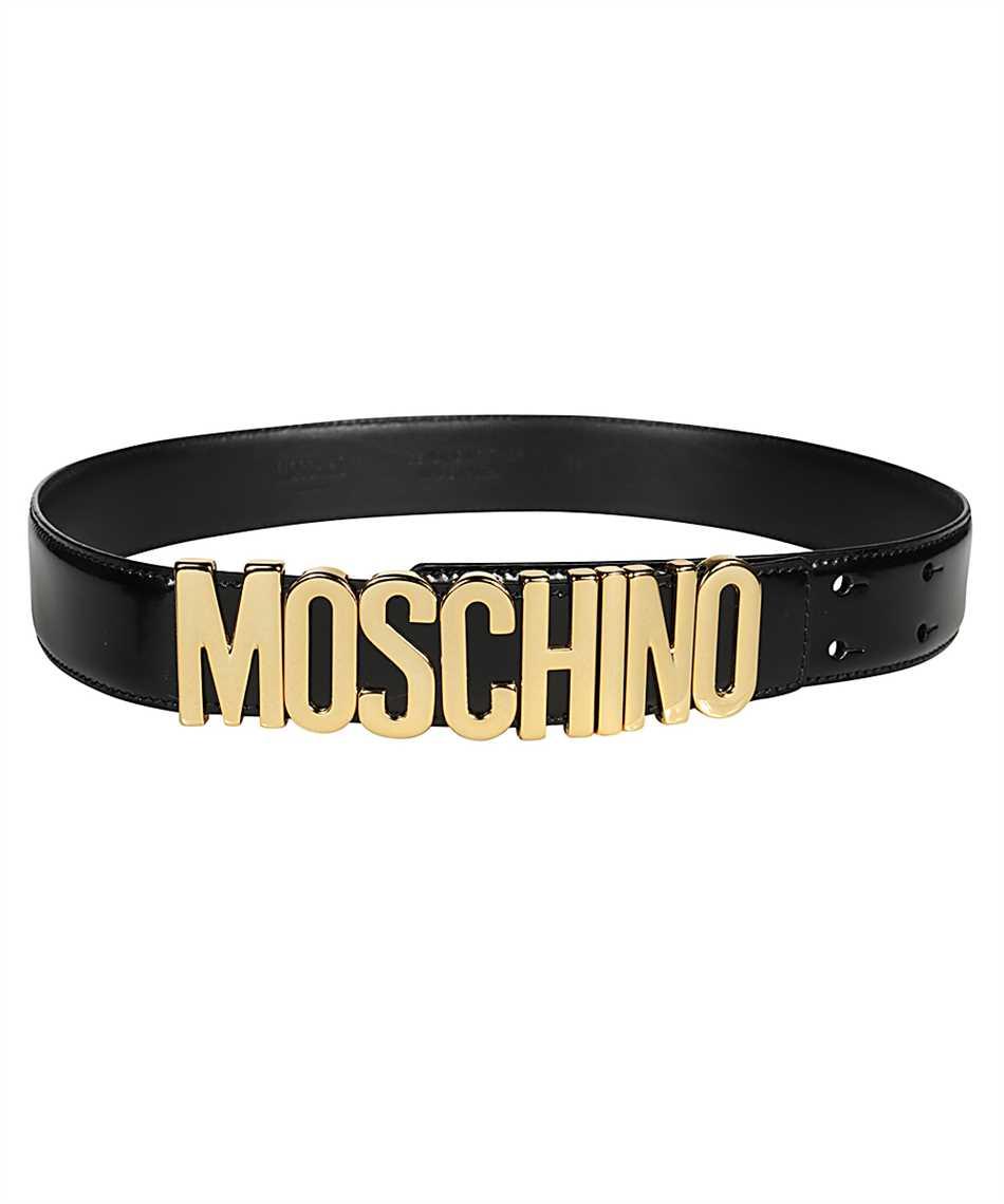 Moschino A8012 8007 LETTERING LOGO Cintura 1