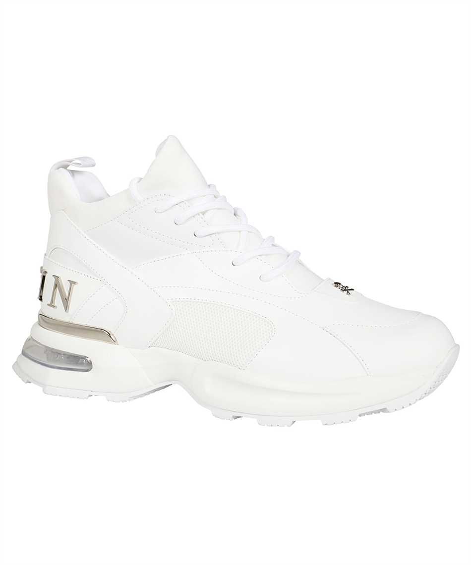 Philipp Plein AAAS MSC 3309 PLE010N RUNNER MIX MATERIALS ICONIC PLEIN Sneakers 2