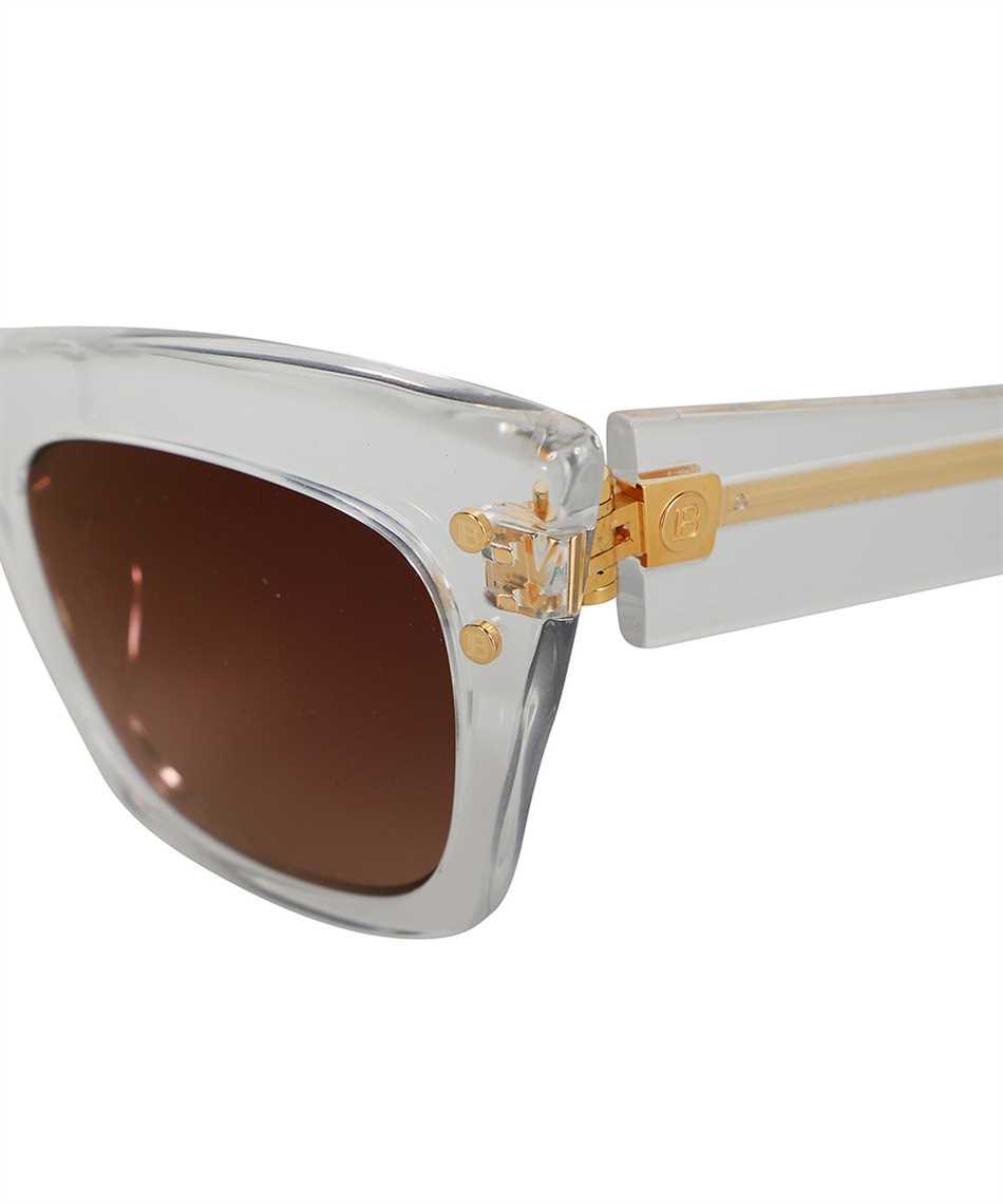 Balmain BPS-101D GOLD-TONE SQUARE B-II Occhiali da sole 3