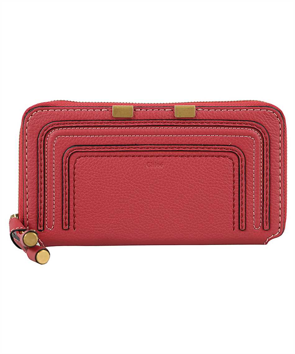 Chloé CHC10UP571161 MARCIE ZIP AROUND Wallet 1