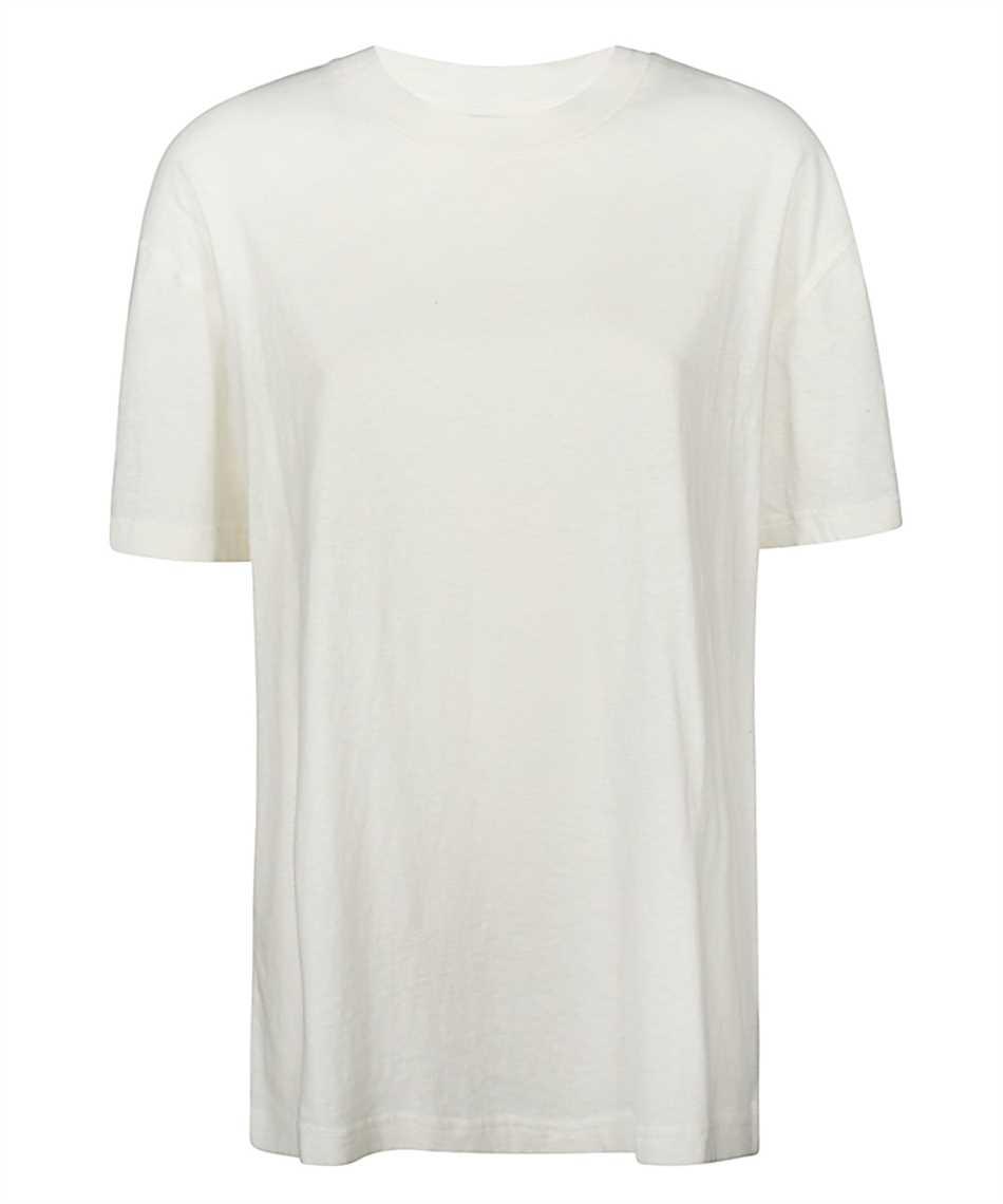 Acne FN-WN-TSHI000197 REVERSE LABEL T-Shirt 1