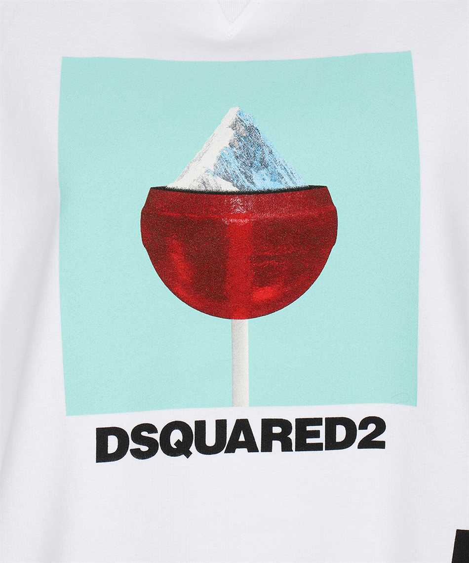 Dsquared2 S72GU0300 S25042 Kapuzen-Sweatshirt 3
