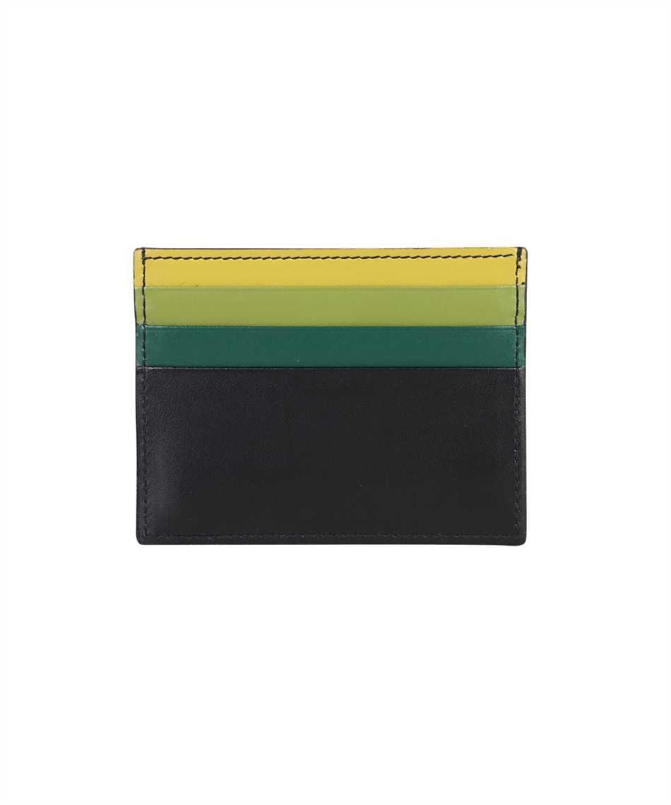 Etro 1H769 2444 LEATHER PEGASO Card holder 2