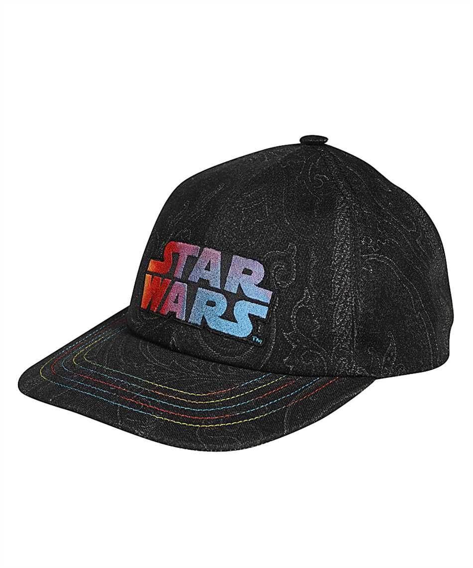 Etro 1T836 9350 STAR WARS Cap 1