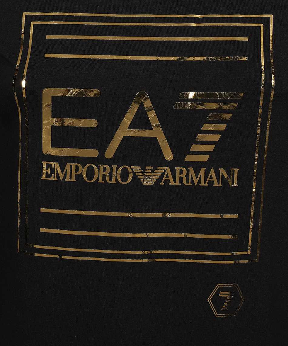 EA7 3KTT33 TJ28Z GOLD LOGO T-Shirt 3
