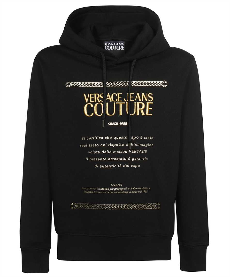 Versace Jeans Couture 71GAIT10 CF00T Hoodie 1